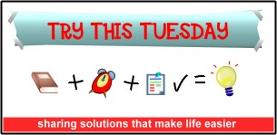 Try This Tuesday